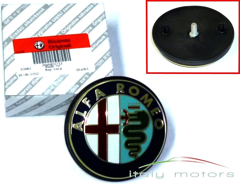 Original Alfa Romeo 147 Heckemblem Heckklappe starr 46822713