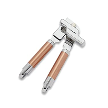 KitchenAid Stainless Steel Can Opener, Copper