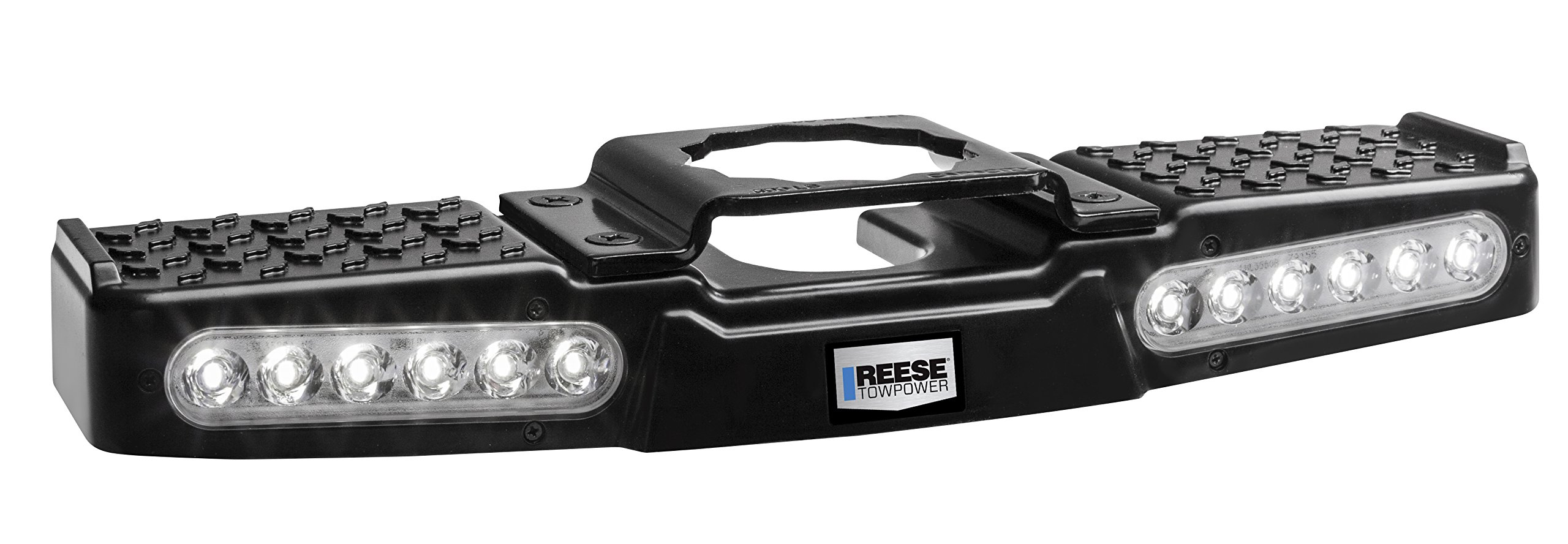 Reese Towpower 7065300 Lighted LED Hitch Step by Reese Towpower