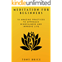 MEDITATION FOR BEGINNERS: 10 amazing practices to approach mindfulness and improve life (Healthy Habits Book 1)