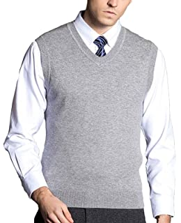JXG Men Casual Turtle Neck Long Sleeve Slim Fit Knit Pullover Sweater