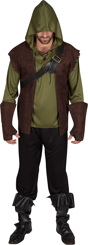 Capital Costumes Adult Men's Authentic Robin Hood Costume