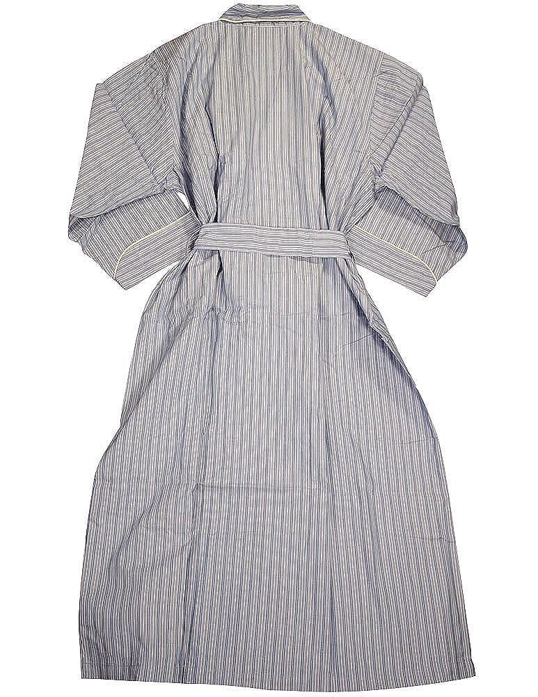Amazon.com  Pierre Cardin - Mens Tall Long Sleeve Broadcloth Robe ... b0b87a1e9