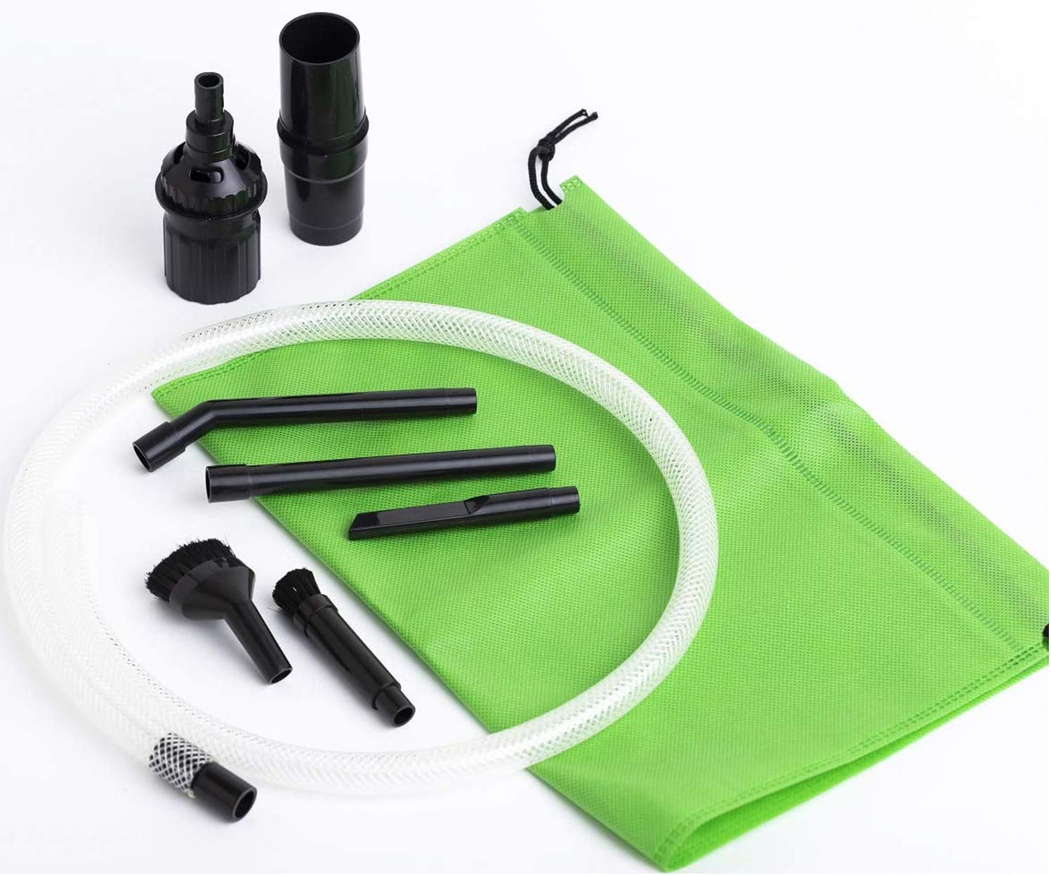 Zeling - Kit de Accesorios para aspiradora Mini Universal (32-35 mm): Amazon.es: Hogar