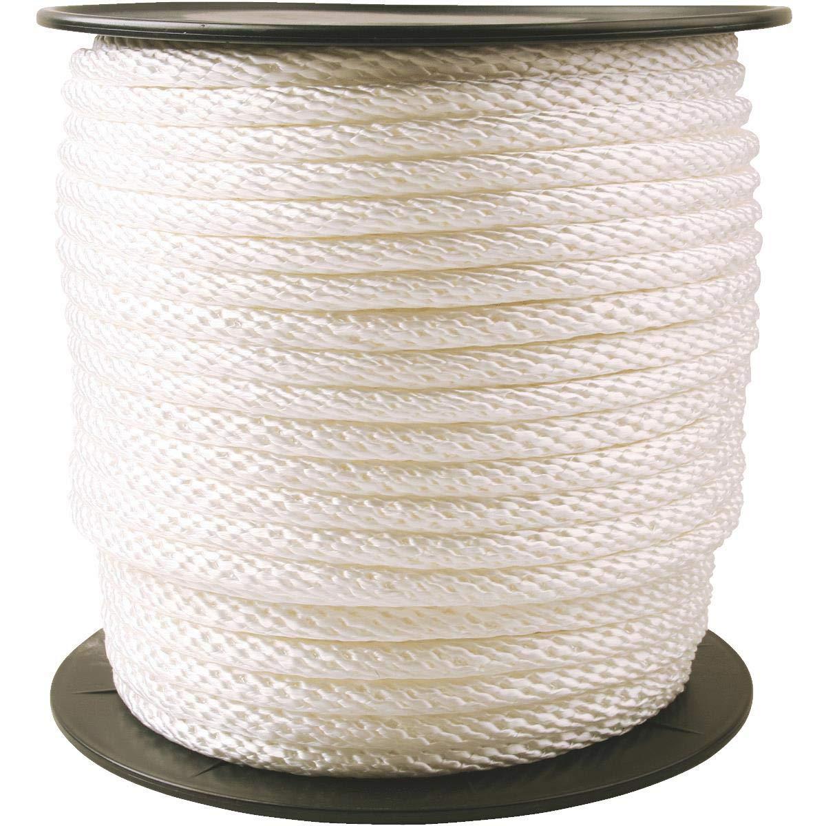 Do It Best Global Sourcing - Rope 736644 Nylon, 1/2'' X250' NYL Braid Rope