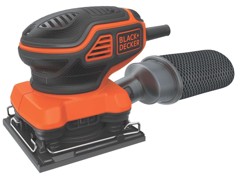 Black & Decker Power Tools BDEQS300 2 Amp 1/4 Sheet Orbital Sander