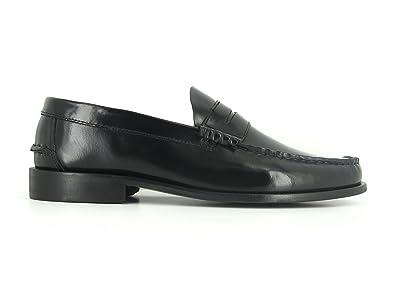 J.BRADFORD Chaussures Mocassins JB-FORMEL Noir - Couleur - Noir 0W1CVu