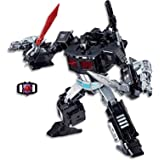 "Transformers - 9"" Nemesis Prime & Decepticon Giza Figurines - Generations Power of The Primes Evolution - Amazon Exclusive - Collectors Edition - Ages 8+"