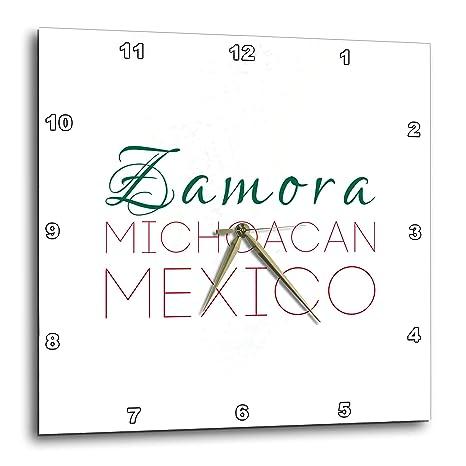 Amazon.com: 3dRose Alexis Design - Mexican Cities - Zamora ...