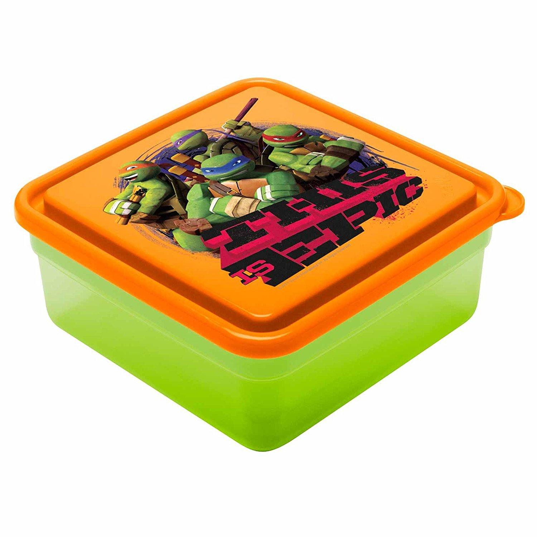 Zaks ChillPak Teenage Mutant Ninja Turtles Sandwich Container