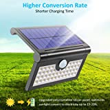 Foldable Solar Lights Outdoor 42 LED, Pobon