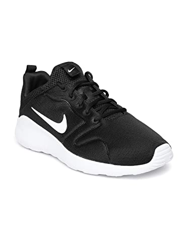92e56a3f3d00 Nike Men Black Kaishi 2.0 Sneakers (9UK)  Buy Online at Low Prices ...
