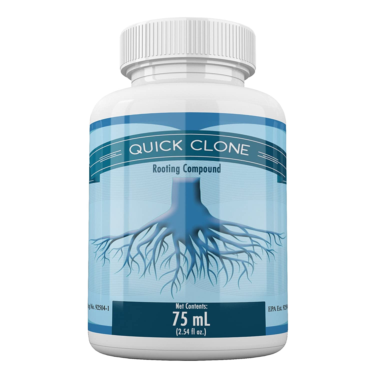 Quick Clone Gel - Most Advanced Cloning Gel for Faster, Healthier, Stronger Rooting Clones.