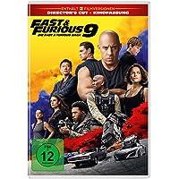 Fast & Furious 9: Directors Cut & Kinofassung