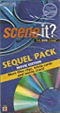 Scene it? The DVD Game Sequel Pack Movie Edition for Master Game by Mattel