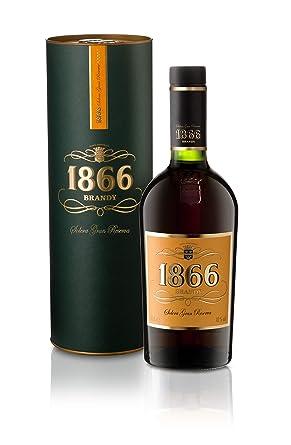 1866 Brandy Solera Gran Reserva - 700 ml