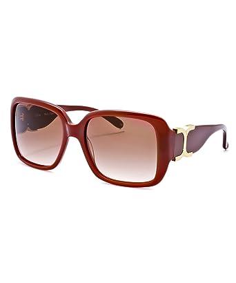 79091d6278f Amazon.com  Chloe CL2239 Sunglasses - Frame Claret