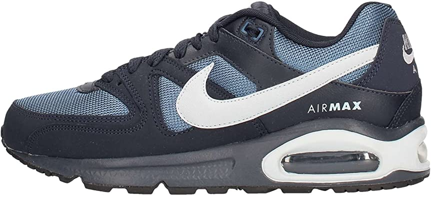 Nike Air Max Command, Baskets Mode Homme: