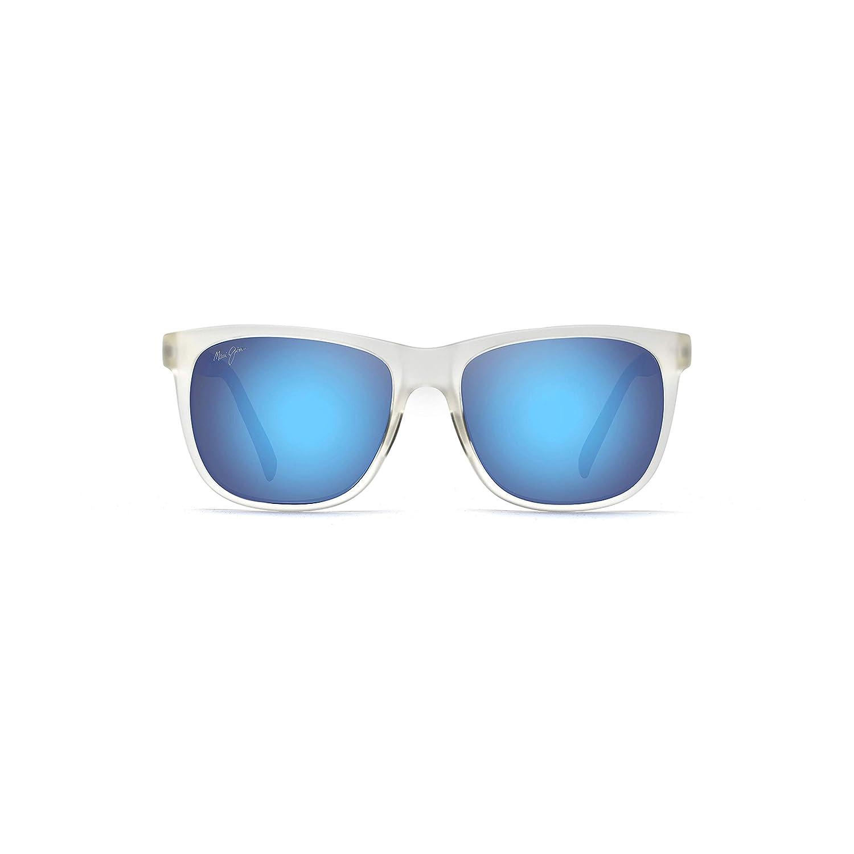 96137b8665a1 Amazon.com: Maui Jim Tail Slide B740-05CM | Sunglasses, Forsted Crystal,  with Patented PolarizedPlus2 Lens Technology: Maui Jim: Shoes