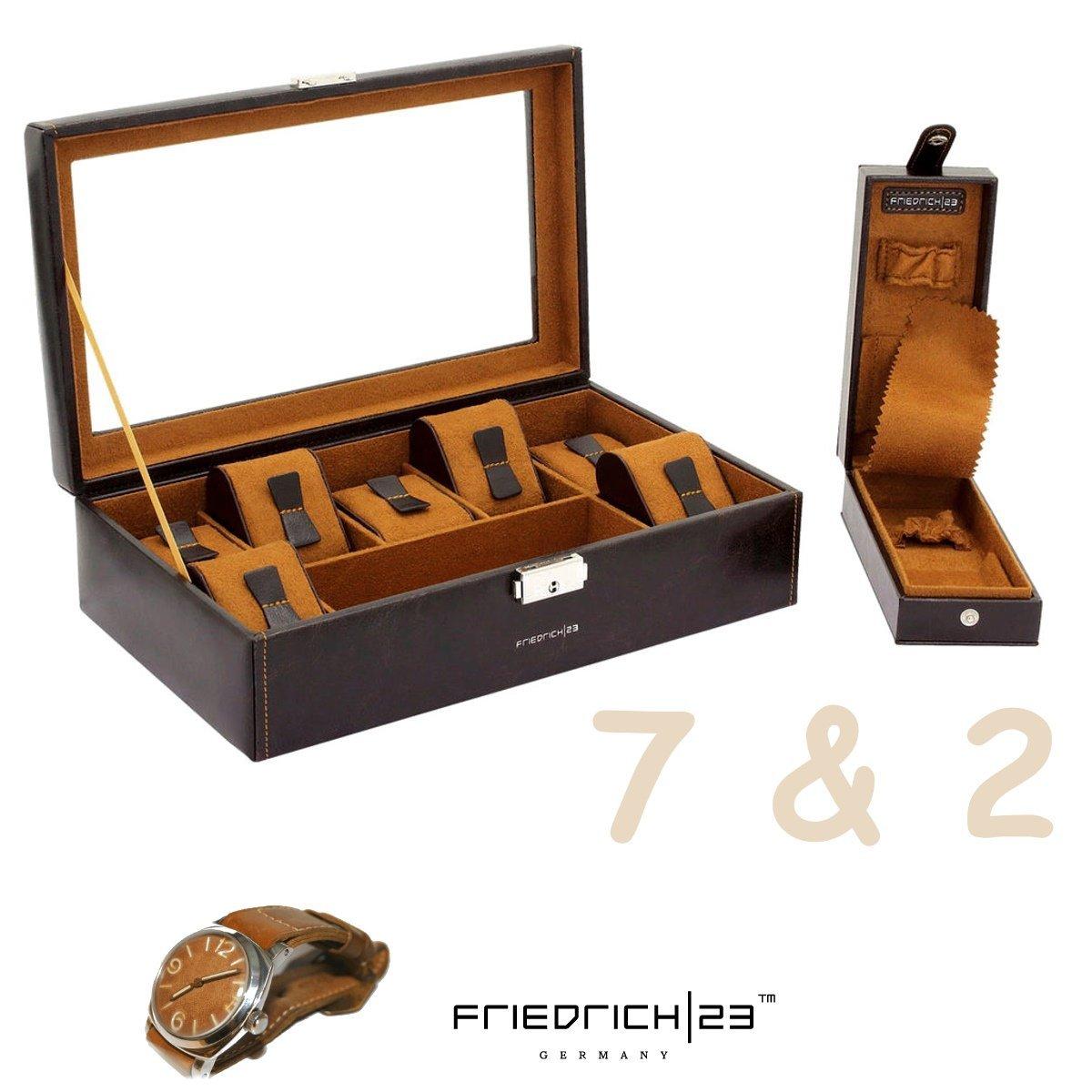 Uhrenkasten Friedrich|23 BOND VIEWS 7 Plus 2