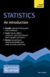 Statistics: An Introduction: Teach Yourself: The Easy Way to Learn Stats (English Edition)