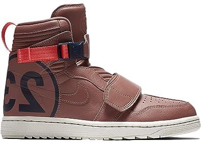 detailing best authentic buy popular Amazon.com | Nike Air Jordan 1 Moto Mens At3146-204 | Shoes