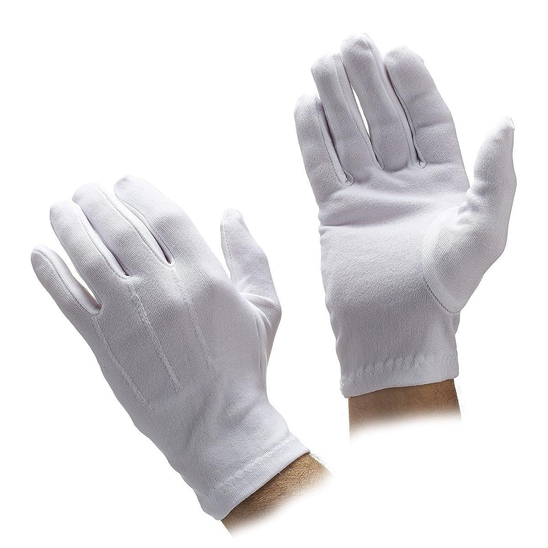 Black usher gloves - Black Usher Gloves 49