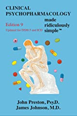 Clinical Psychopharmacology Made Ridiculously Simple Paperback