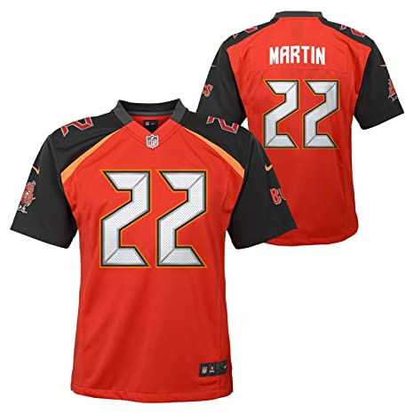Image Unavailable. Image not available for. Color  Outerstuff Doug Martin Tampa  Bay Buccaneers NFL Nike Youth Red Game Jersey 1317eae50