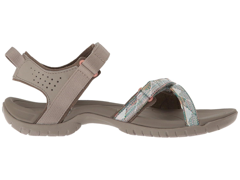Teva Women's Verra Sandal B07BRDV9N7 6 D(M) US|Suri Taupe-multi
