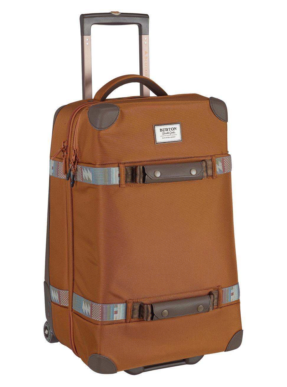 Burton Wheelie Cargo 65L Travel Bag, True Penny Ballistic