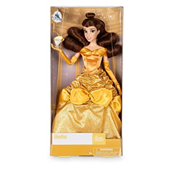 DISNEY STORE BELLE 12 CLASSIC DOLL WITH CHIP by Disney Interactive Studios
