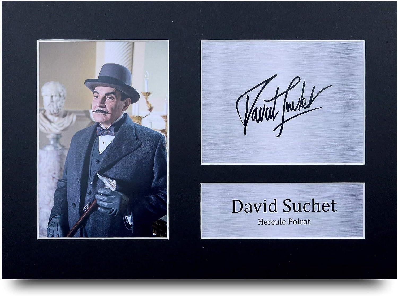HWC Trading Stranger Things A3 Gerahmte Signiert Gedruckt Autogramme Bild Druck-Fotoanzeige Geschenk F/ür Tv-Show-Fans