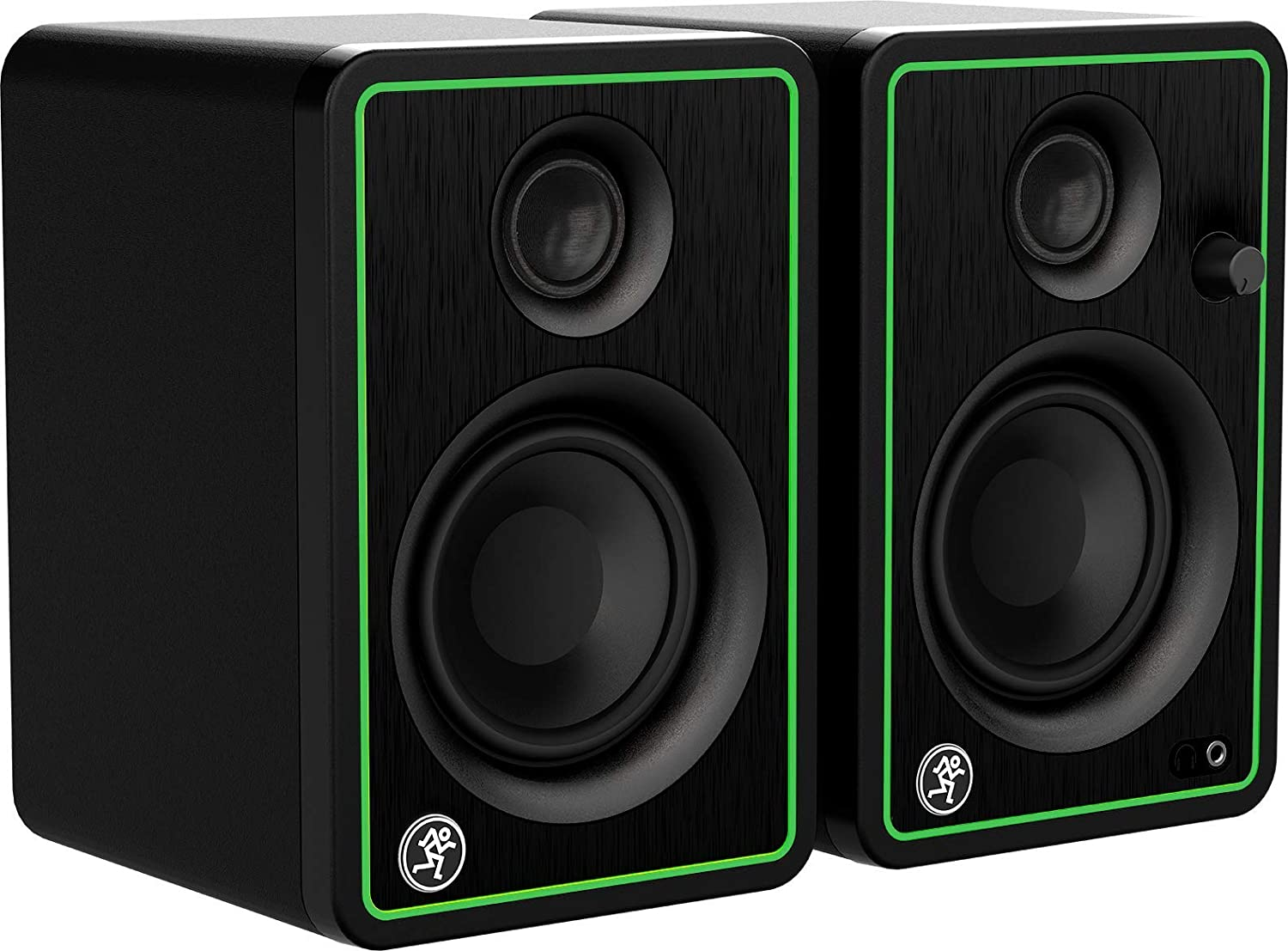 Mackie CR-X Series, 3-Inch Multimedia Monitors with Professional Studio-Quality Sound - Pair (CR3-X)