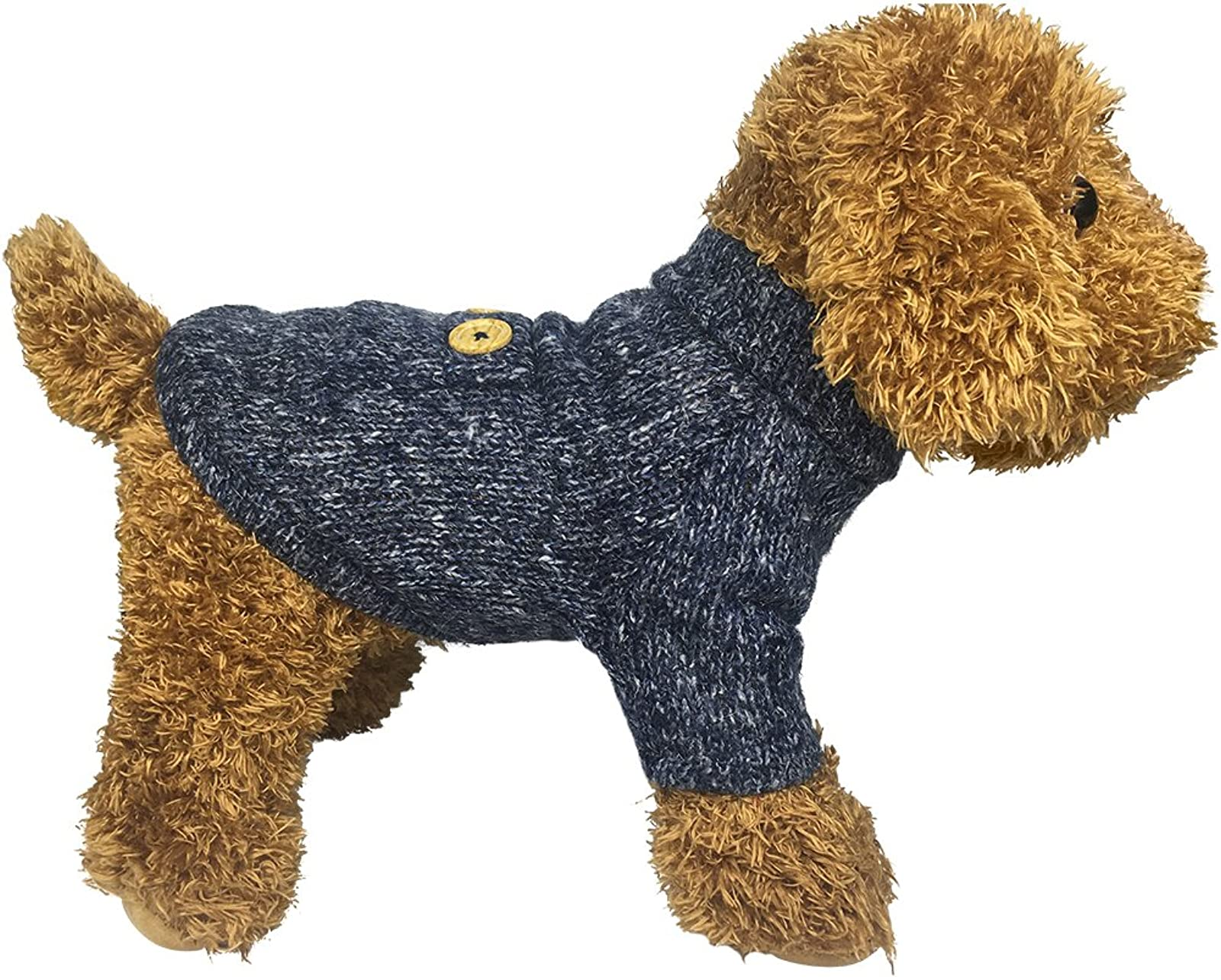 EastCities Pet SweatersSmall Dogs Cats Clothes Puppy - 1