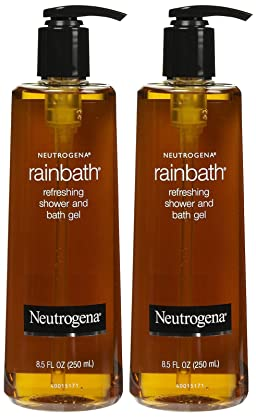 Neutrogena Rainbath Shower Bath Gel, Original Formula - Original Formula - 8.5 oz - 2 pk
