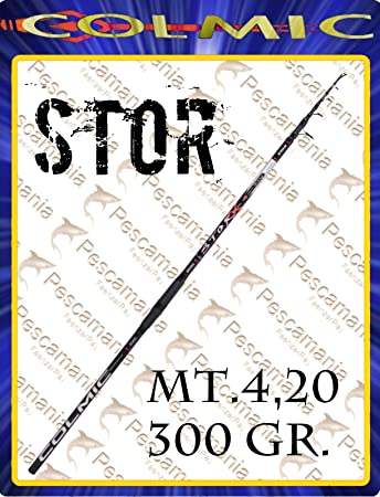 Colmic Stor 4 20 Mt 300 Gr Amazon Co Uk Sports Outdoors