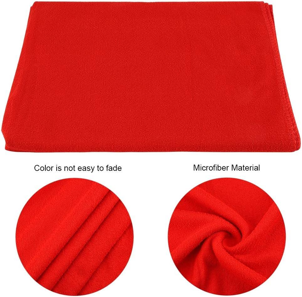 70cm Rose Clair Voyage Sandbeach Microfibre /à s/échage Rapide Serviette De Bain Douche Doux Lavable en Machine Gant de Toilette Couverture 140