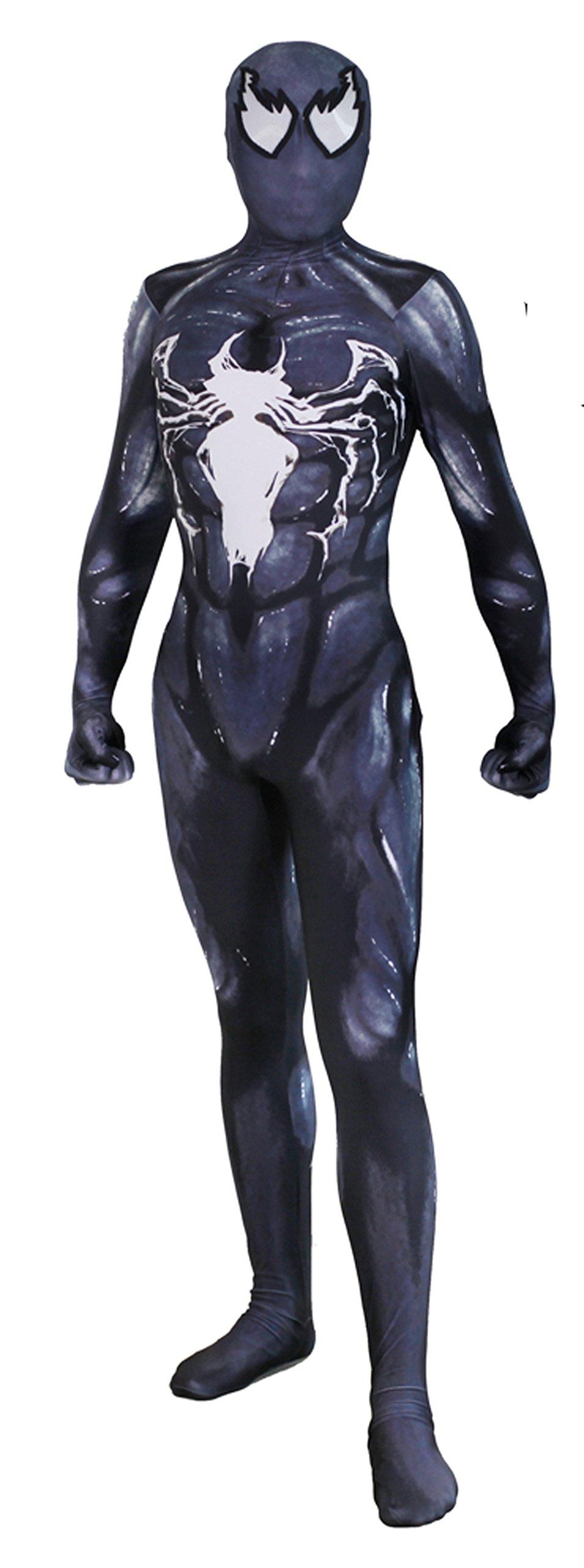 - 713mz HbXyL - Riekinc Lycra Zentai Mens Cosplay Costumes 3D Style Audlt/Kids