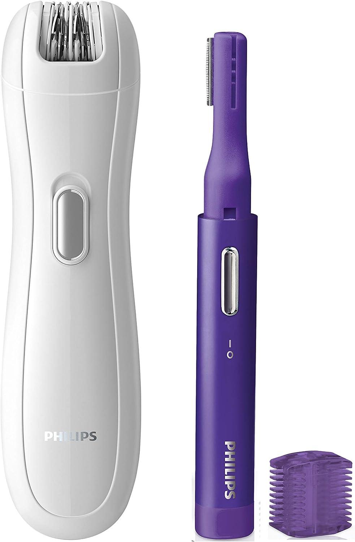 Philips BRP500/00 Satinelle Essential Mini - Depiladora para zonas ...