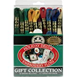 DMC Embroidery Floss Pack 8.7 Yards-Holiday Decor 30/Pkg