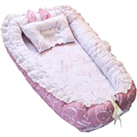Cool&A Baby Mattress Baby Nest Cuddly Nestable Folding Bed Portable Cot Travel Cot