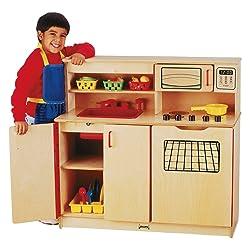 Fantastic kitchen for kids