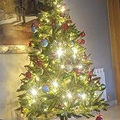 Árbol de Navidad dado corta ~ Paquete de 12 Verde