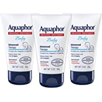 3-Pack Aquaphor Baby Healing Ointment Skin Protectant