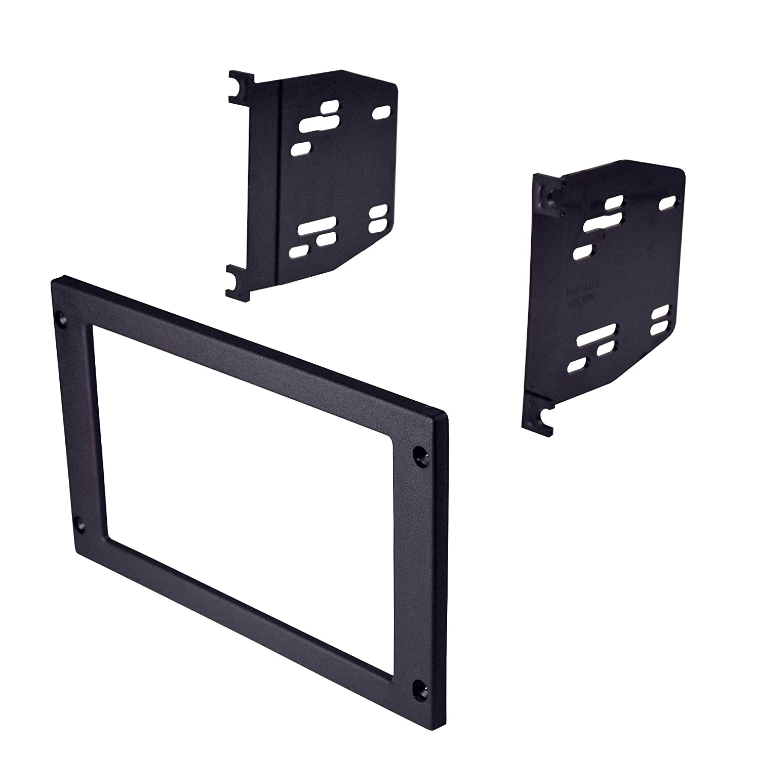 Ai FMK505 1987-1993 Ford Mustang Double DIN Dash Kit American International