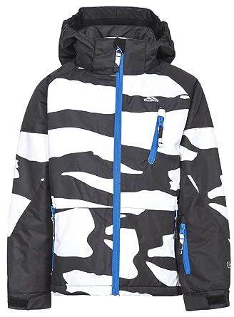 038cdd69075f Trespass Boys Shredded Waterproof Windproof Padded Skiing Jacket Coat:  Amazon.co.uk: Sports & Outdoors