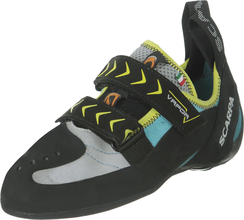 Scarpa Vapor V W Zapatos de escalada 36,5 turquoise 36.5|turquoise