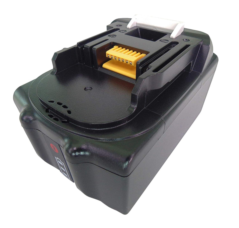 Reemplace por 4A Cargador r/ápido doble con Reemplace 2 unidades Bater/ía 5000mAh 18V BL1850 BL1840 DUR181Z DUR182LZ BTD145Z BVC350Z BJS130Z BTL061Z BTL063Z BMR102