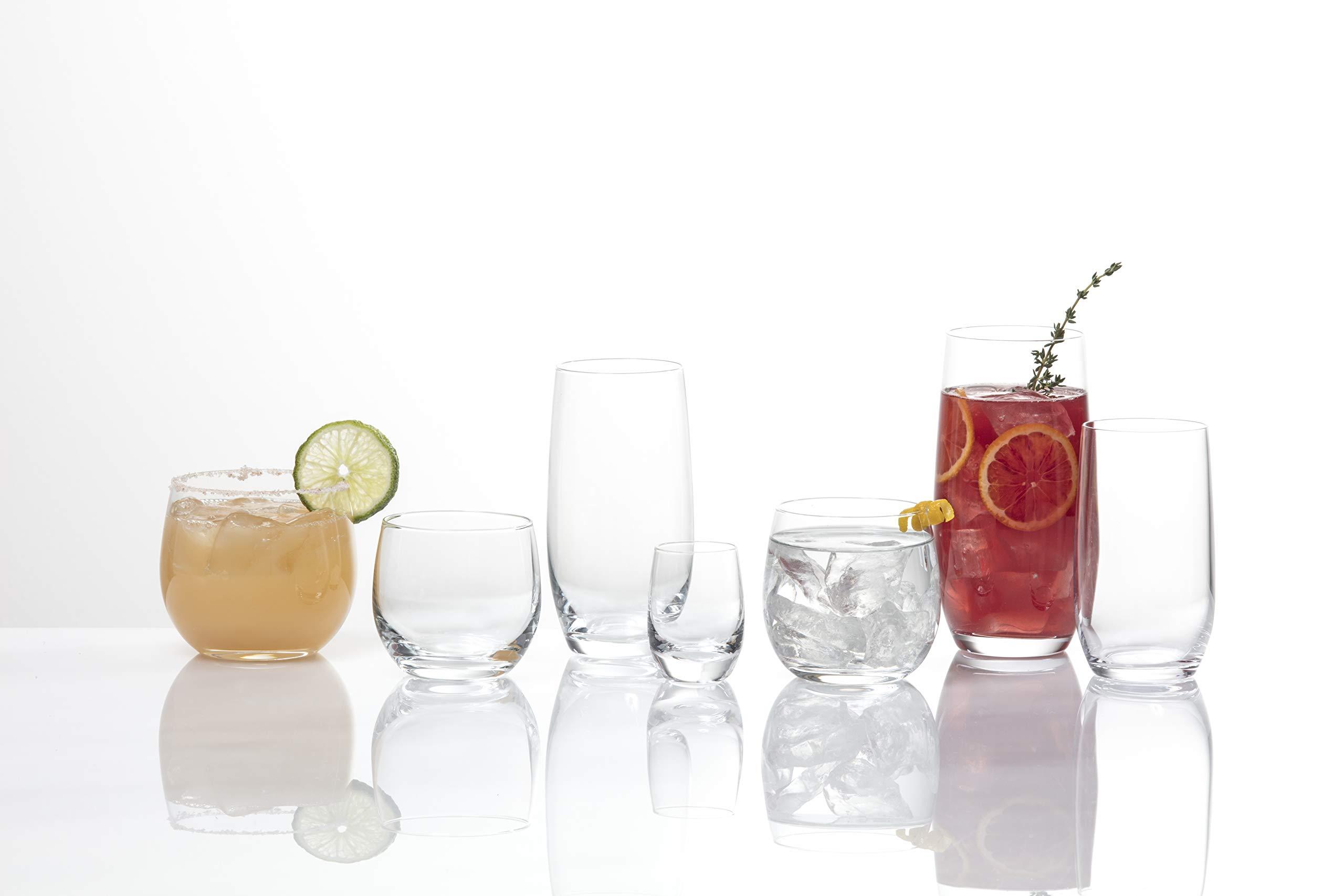 Schott Zwiesel Tritan Crystal Glass Banquet Barware Collection Shot Cocktail Glass, 2-1/2-Ounce, Set of 6